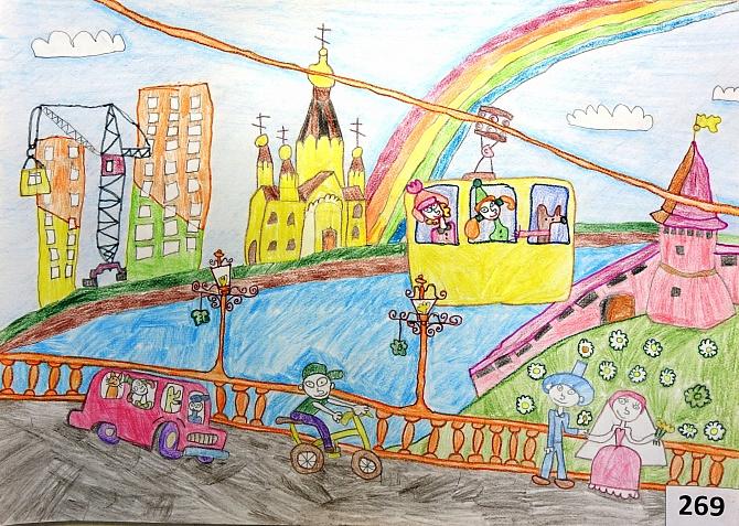 Картинки на тему любимый город